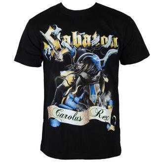 metál póló férfi gyermek Sabaton - Carolus Rex - CARTON, CARTON, Sabaton
