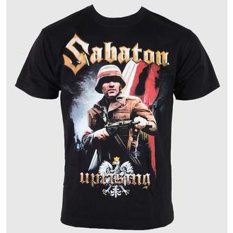 metál póló férfi gyermek Sabaton - Uprising - CARTON, CARTON, Sabaton
