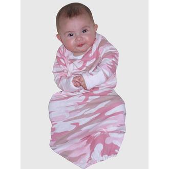 overál  alvás gyermek ROTHCO - GYERMEKÉTELKÉNT PC - PINK CAMO, ROTHCO