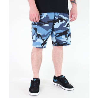 rövidnadrág férfi ROTHCO - BDU L / C - SKY BLUE CAMO, ROTHCO