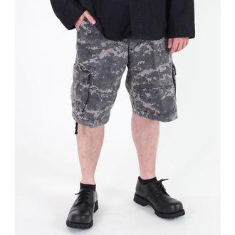 rövidnadrág férfi ROTHCO - VINTAGE GYALOGSÁG - Legyőzött URBAN DIGI, ROTHCO