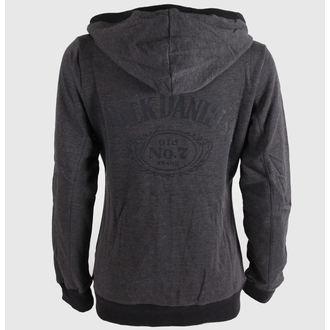 kapucnis pulóver női Jack Daniels - Old No.7. - JACK DANIELS, JACK DANIELS