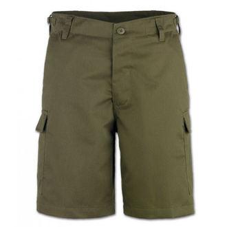 rövidnadrág férfi Brandit - Combat Shorts Oliv
