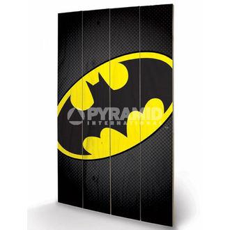 fa kép DC Comics - Batman Symbol - PYRAMID POSTERS, PYRAMID POSTERS