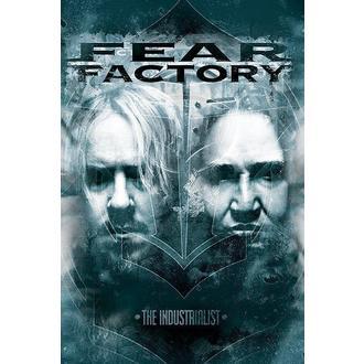 poszter Fear Factory - The Iparosok - PYRAMID POSTERS, PYRAMID POSTERS, Fear Factory