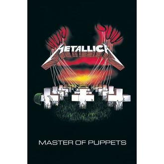 poszter Metallica - Master Of Puppets - PYRAMID POSTERS, PYRAMID POSTERS, Metallica