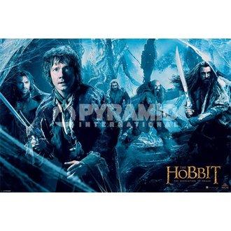 poszter The Hobbit - Dos - Bakacsinerdõ - PYRAMID POSTERS, PYRAMID POSTERS