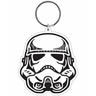 Star Wars kulcstartó - Fa Trooper - PYRAMID POSTERS, PYRAMID POSTERS