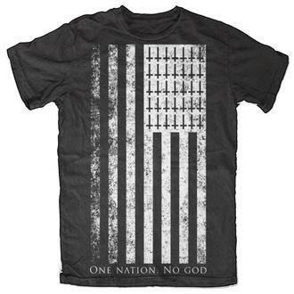 póló férfi női unisex - One Nation. No God - BLACK CRAFT, BLACK CRAFT