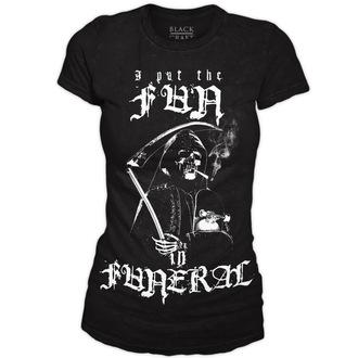 póló női unisex - Fun in Funeral - BLACK CRAFT, BLACK CRAFT