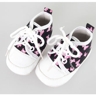 rövidszárú cipő gyermek - Black - ROCK DADDY - 59096-X2, ROCK DADDY