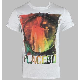 metál póló férfi női unisex Placebo - SKELETON - LIVE NATION, LIVE NATION, Placebo