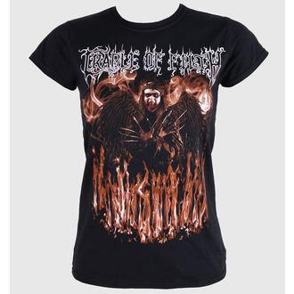 metál póló női unisex Cradle of Filth - DEVILS CONCUBINE - LIVE NATION, LIVE NATION, Cradle of Filth