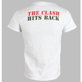 metál póló férfi női unisex Clash - HITS BACK JUMBO - LIVE NATION, LIVE NATION, Clash