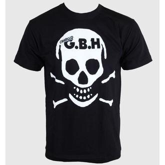 metál póló férfi női unisex G.B.H. - Skull - CARTON, CARTON, G.B.H.