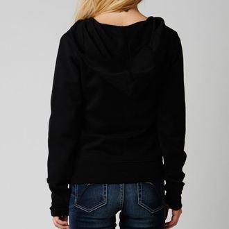 kapucnis pulóver női - Dimension - FOX, FOX