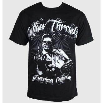 póló férfi női unisex - American Outlaw - OUTLAW THREADZ, OUTLAW THREADZ