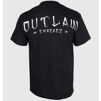 póló férfi Outlaw Threadz - All Hustle, OUTLAW THREADZ
