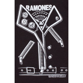 póló gyermek SOURPUSS - Ramones - Punker - Black, SOURPUSS, Ramones