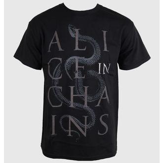 metál póló férfi női unisex Alice In Chains - Snakes - BRAVADO, BRAVADO, Alice In Chains