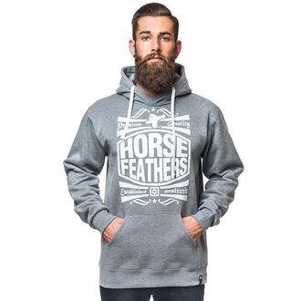 kapucnis pulóver férfi - DOVER - HORSEFEATHERS, HORSEFEATHERS