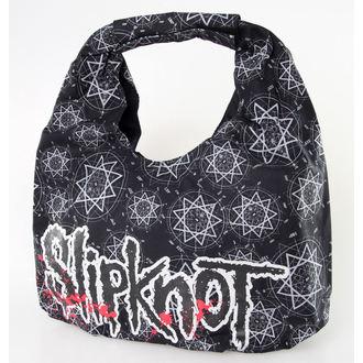 táska Slipknot - Canvas Logo - Black - BRAVADO, BRAVADO, Slipknot
