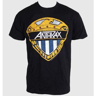 metál póló férfi női unisex Anthrax - Eagle Shield - ROCK OFF, ROCK OFF, Anthrax