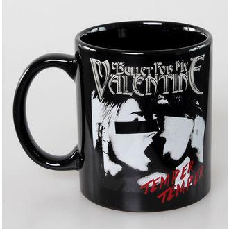bögre Bullet For my Valentine - Skull Red Eyes Black - ROCK OFF, ROCK OFF, Bullet For my Valentine
