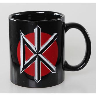 bögre Dead Kennedys - Logo - Black ROCK OFF, ROCK OFF, Dead Kennedys