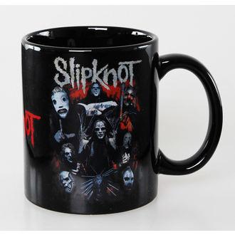 bögre Slipknot - Come Play Dying - Black - ROCK OFF, ROCK OFF, Slipknot