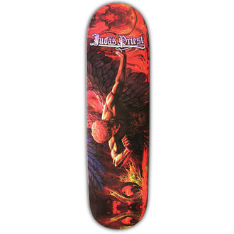 skateboard Judas Priest - Sad Wings of Destiny - HLC, HLC, Judas Priest