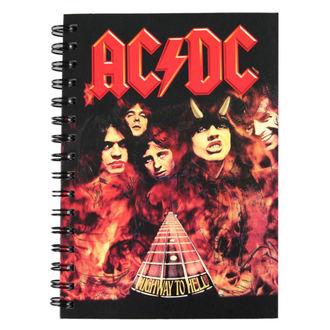 jegyzet blokk AC / DC, NNM, AC-DC