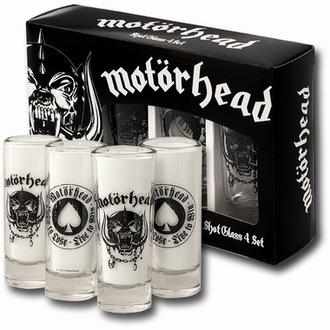 stampedils poharak Motörhead, Motörhead