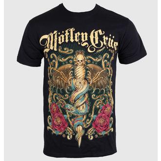 metál póló férfi női unisex Mötley Crüe - Exquisite Dagger - ROCK OFF, ROCK OFF, Mötley Crüe