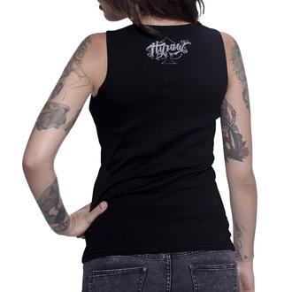 trikó női HYRAW - Vida loca - Black, HYRAW