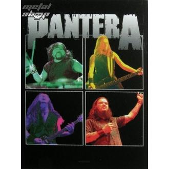 zászló Pantera - band Frames, HEART ROCK, Pantera
