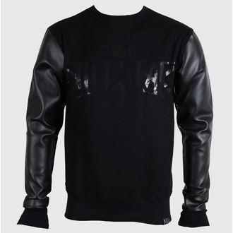 pulóver (kapucni nélkül) női unisex - Logo 50/50 - KILLSTAR - Black