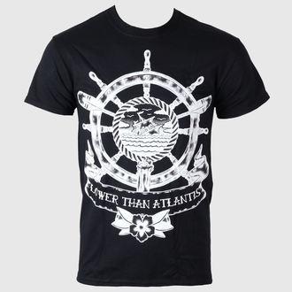 póló férfi Alacsonyabb Than Atlantis - Süllyedő Ship - LIVE NATION - Black, LIVE NATION, Lower Than Atlantis