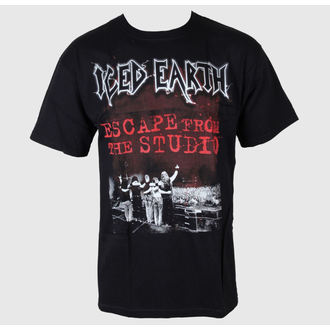 metál póló férfi Iced Earth - Escape From The Studio - Just Say Rock, Just Say Rock, Iced Earth