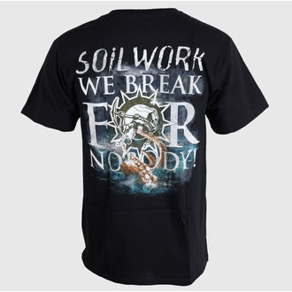 metál póló férfi SoilWork - Barge To Hell-Break For Nobody - Just Say Rock - JSR, Just Say Rock, SoilWork