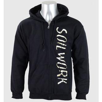 kapucnis pulóver férfi SoilWork - Logo-Infinite - Just Say Rock, Just Say Rock, SoilWork