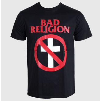 metál póló férfi Bad Religion - Cross Buster - PLASTIC HEAD, PLASTIC HEAD, Bad Religion