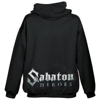 kapucnis pulóver férfi Sabaton - Soldier - NUCLEAR BLAST, NUCLEAR BLAST, Sabaton