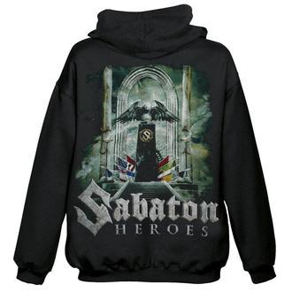 kapucnis pulóver férfi Sabaton - Heroes - NUCLEAR BLAST, NUCLEAR BLAST, Sabaton