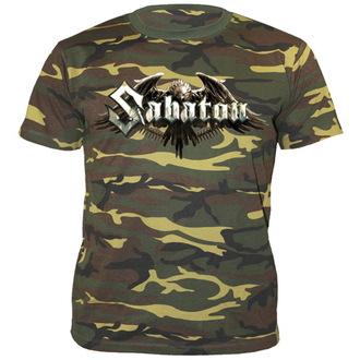 metál póló férfi Sabaton - Inmate Camouflage - NUCLEAR BLAST, NUCLEAR BLAST, Sabaton