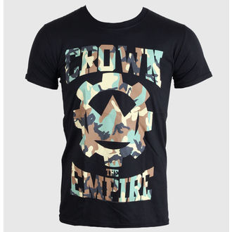 metál póló férfi Crown The Empire - Run And Hide - PLASTIC HEAD, PLASTIC HEAD, Crown The Empire
