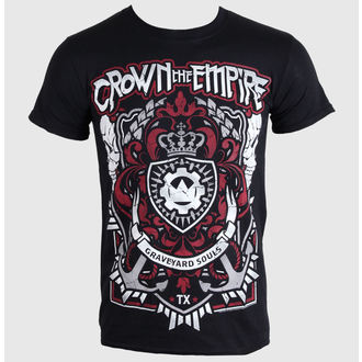 metál póló férfi Crown The Empire - Souls - PLASTIC HEAD, PLASTIC HEAD, Crown The Empire