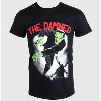 metál póló férfi Damned - Frankendamned (Plan 9) - PLASTIC HEAD, PLASTIC HEAD, Damned