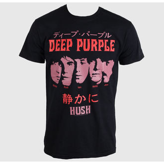 metál póló férfi Deep Purple - Hush Japan - PLASTIC HEAD, PLASTIC HEAD, Deep Purple