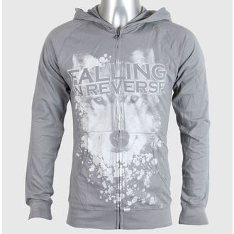 kapucnis pulóver férfi Falling In Reverse - Wolf Face - PLASTIC HEAD, PLASTIC HEAD, Falling In Reverse